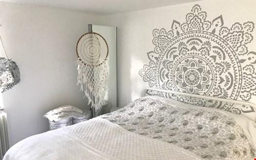 Sjablonen Voor Op De Muur.Mandala Stencils Com Flavourites Feelgood Shops Experiences